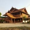 ขายบ้าน เรือนไทย ริมคลอง ปทุมธานี