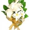 เข็มกลัดดอกไม้ดินไทย