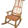 เก้าอี้โยก 100 ปี ไม้ประดู่