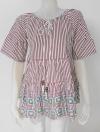 956217 ขายส่งเสื้อผ้าแฟชั่น แบบทันสมัย รอบอก 36 นิ้วค่ะ