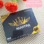 นูวิตร้า Nuvitra ลดน้ำหนัก สูตรดื้อยา ของแท้ 100%