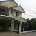 ขายบ้าน 57831 ขายบ้าน ขายบ้านเดี่ยว หมู่บ้านพฤกษ์ลดา2 คลอง4 เนื้อที่ใช้สอยเยอะ หลังริม บรรยากาศดี เงียบสงบ