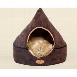 ที่นอนหมา-แมว รุ่นดาร์กช็อกโก้ เบาะถอดซักได้