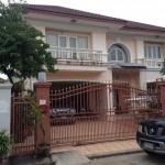 บ้านเดี่ยว มัณฑนา ซอยพระยาสุเรนทร์ 26