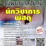 สรุปแนวข้อสอบ(พร้อมเฉลย) นักวิชาการพัสดุ โรงพยาบาลชัยภูมิ