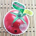 """Smooto Tomato Gluta Aura Sleeping Mask สมูทโตะ โทเมโท กลูต้า ออร่า สลิปปิ้งมาส์ค""""ออร่า""""หน้าใส ข้ามคืน"""