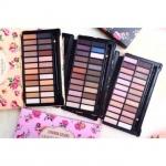 Sivanna Colors Makeup Studio Eyeshadow 24 Colors Palette HF-990 พาเลทอายแชโดว์ กล่องเหล็ก ราคา 250 บาท