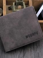 กระเป๋าสตางค์ผู้ชาย WOERFU รหัส C001