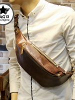 กระเป๋าคาดอกผู้ชาย รหัส B008