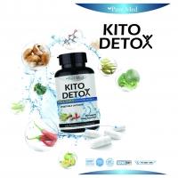Kito Detox ไคโต้ดีท็อกซ์ อาหารเสริมลดน้ำหนัก