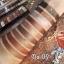 Sivanna Colors Luxury Velvet Eyeshadow HF697 eyeshadow 10 สีในตลับเดียว เนื้อครีม เม็ดสีแน่นละเอียดมาก 120 บาท thumbnail 4