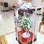 แก้วเชมเปญดอกไม้ดินไทย (พร้อมกรอบ) thumbnail 1