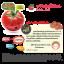 "Smooto Tomato Gluta Aura Sleeping Mask สมูทโตะ โทเมโท กลูต้า ออร่า สลิปปิ้งมาส์ค""ออร่า""หน้าใส ข้ามคืน thumbnail 8"