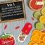 Strawberry Vitamin วิตามิน สตอเบอรี่ หน้าใส 1 ซอง 7 แคปซูล 50 บาท thumbnail 6