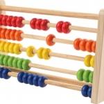 ลูกคิดนับเลข ของเล่นฝึกการคิดเลข เกมส์คณิตศาสตร์ ของเล่นฝึกการจำแนกสี