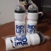 ขวดน้ำจักรยาน ลาย Ride Life