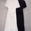 แม็กซี่เดรส Preedeematter Maxi Dress สีดำ