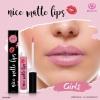 Nadeara Nice Matte Lip.💄👄 สี GIRL