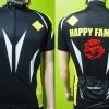 เสื้อปั่นจักรยานแขนสั้น Happy Family