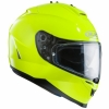 HJC IS-17 FLUORESCENT GREEN