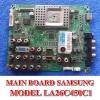 เมนบอร์ด SAMSUNG LA26C450C1