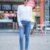 เสื้อลูกไม้ Blanc Lace Blouse