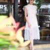 เดรสลูกไม้ Tohn Dress