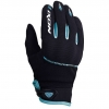 IXON RS LIFT LADY HP - BLACK/WHITE/TURQUOISE