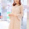 เดรสลูกไม้ Hi-end Lace Dress by MyStyle