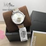 MICHAEL KORS Portia Silver Dial Ladies Watch MK3679