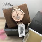 MICHAEL KORS Portia Rose Gold-tone Ladies Watch MK3640