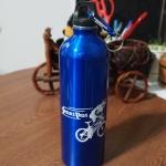 ขวดน้ำจักรยาน สแตนเลส สีน้ำเงิน