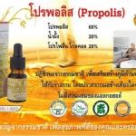 โปรพอลิส ผลิตภัณฑ์เพื่อสุขภาพสำหรับบุคคลทุกเพศทุกวัย