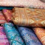 ผ้าไหมไทย ของเอกลักษณ์ไทย มรดกวัฒนธรรมไทย งานหัตถศิลป์