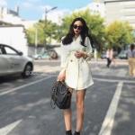 เดรสสูท Mininal Blazer Dress