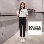 กางเกงวอม สไตล์เกาหลี ฮิตสุดๆ