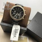 MICHAEL KORS Parker Chronograph Black Dial Black Ion-plated MK6107