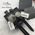 MARC BY MARC JACOBS Baker Black Dial Leather Ladies Watch MBM1273 and MBM1269