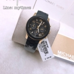 นาฬิกาข้อมือ MICHAEL KORS รุ่น Black Catwalk Chronograph Watch MK5191