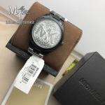 Michael Kors Slim Runway Black Dial Ladies Watch MK3589