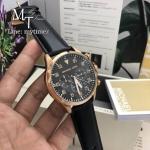 MICHAEL KORS Gage Chronograph Black Dial Men's Watch MK8535