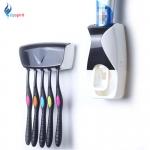 อุปกรณ์สำหรับแขวนแปรงสีฟัน+เครื่องบีบยาสีฟัน