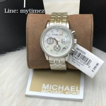 Michael Kors Chronograph Mother of Pearl Dial Ladies Watch MK5020
