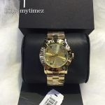 MARC BY MARC JACOBS Amy Dexter Gold dial Gold-tone Ladies Watch