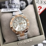 Guess W14551L1 Ladies GLISTEN Two Tone Watch
