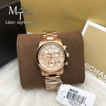 Michael Kors Runaway Mini Rose Gold Chronograph MK5430