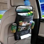 กระเป๋าใส่ของหลังเบาะในรถยนต์ มีช่องเก็บความเย็น-ร้อน