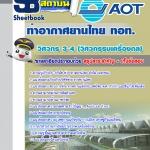 สรุปแนวข้อสอบวิศวกร 3-4 (วิศวกรรมเครื่องกล) บริษัทการท่าอากาศยานไทย ทอท AOT (ใหม่)