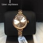 นาฬิกาข้อมือ MARC BY MARC JACOBS Sally Rose Dial Rose Gold-Tone Ladies MBM3364