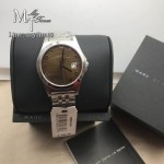 MARC BY MARC JACOBS Slim Grey Dial Stainless steel Ladies Watch MBM3348